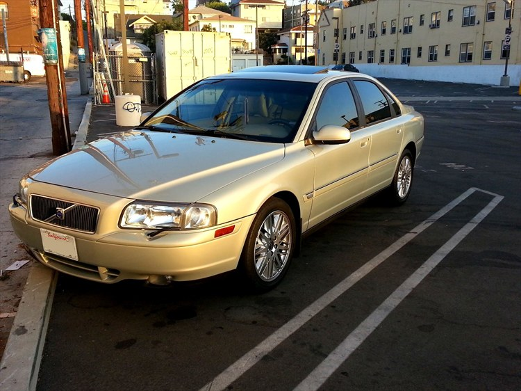 99cleancamry 2001 Volvo S80