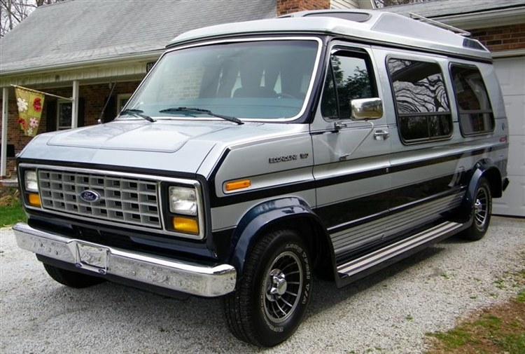Missultra 1988 Ford E150 Passenger Specs Photos