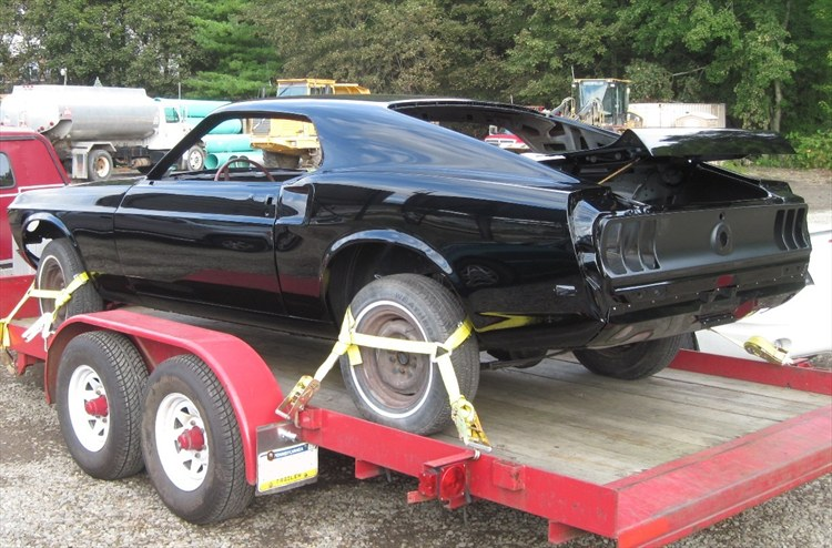 Another a69mustang4me 1969 Ford Mustang post... - 15435590
