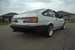 AE86 LEVIN GT-V