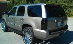 *Cali*Swagger*** 2008 Chevrolet Tahoe