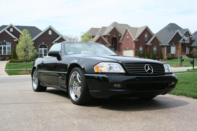 2000 Mercedes-Benz 500SL