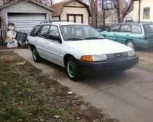 kyle-92rogers 1995 Ford Escort