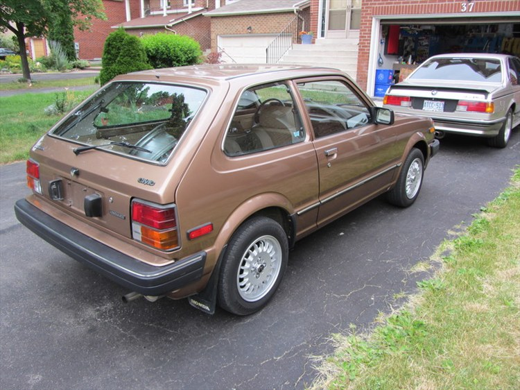 chevale 1982 Honda Civic 15865544