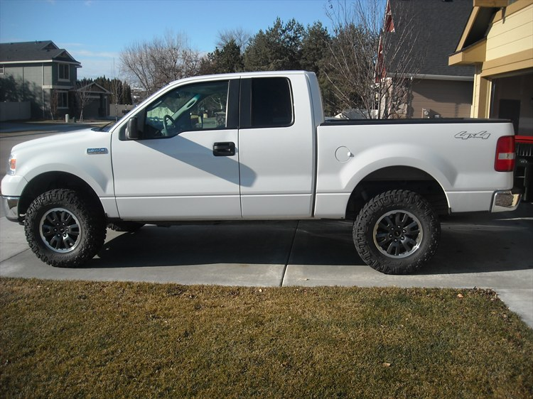 jeffelordi 2007 ford f150 super cabxlt styleside pickup 4d 5 1 2 ft specs photos modification. Black Bedroom Furniture Sets. Home Design Ideas