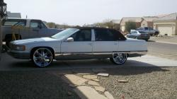 slayu2day 1994 Cadillac Fleetwood