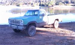 1974 Dodge Power Wagon