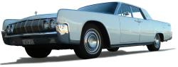 geoffdb's 1964 Lincoln Continental