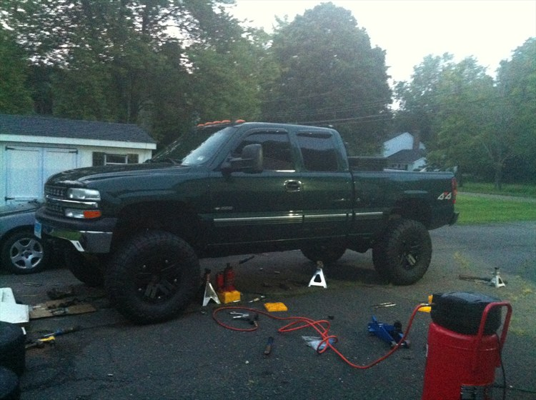 Another Hockeycns 2001 Chevrolet 1500 Extended Cab post... - 15915599