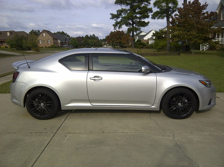 azny1 39 s 2011 scion tc in fayetteville. Black Bedroom Furniture Sets. Home Design Ideas