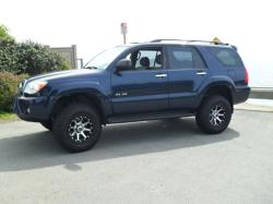 norcal351w's 2007 Toyota 4Runner