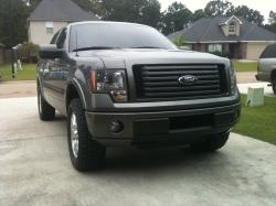 easy smeasy 2010 Ford F150 SuperCrew Cab