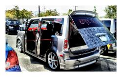 hotboxbetty 2006 Scion xB