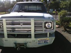wynsmth's 1979 Dodge Power Wagon