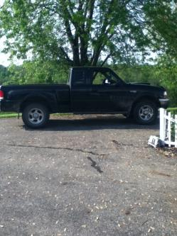 kgoldsberry 2000 Ford Ranger Regular Cab