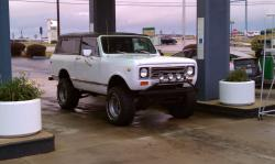 rburgesii's 1979 International Scout II