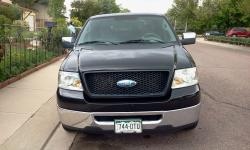 DBlackHarris 2006 Ford F150 SuperCrew Cab