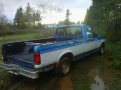 2wdsucks 1995 Ford F150 Regular Cab