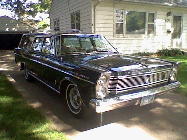 amaring 1965 Ford Country Squire