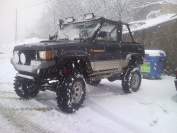TERASs 1991 Isuzu Trooper