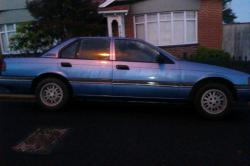 Neviswill 1990 Ford Fairmont