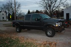 ChasePerformance 2003 Ford F350 Super Duty Crew Cab