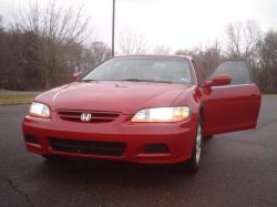 TheRedAccord's 2002 Honda Accord