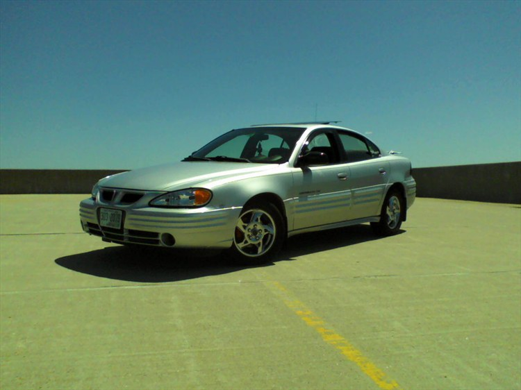 Adam Scott 2001 Pontiac Grand Am