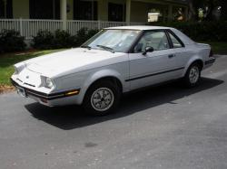 Mustang_Nutts 1982 Ford Escort