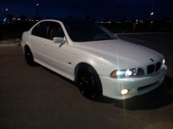ChEvYmAn2K1 2002 BMW 5 Series
