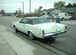 FMT132 1970 Lincoln Mark III