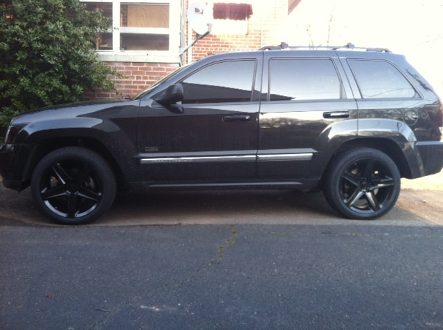 eric11k 2009 jeep grand cherokee specs photos modification info at cardomain. Black Bedroom Furniture Sets. Home Design Ideas