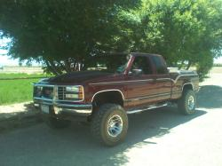 Edward-Camacho 1995 GMC C/K Pick-Up