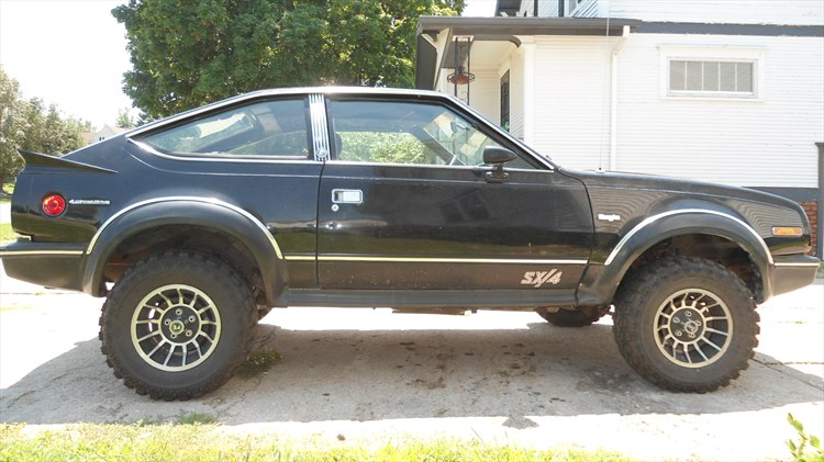nickspyder27 1983 AMC Eagle