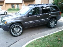 arrcosmos 2004 Jeep Grand Cherokee