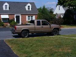 Chevystamp 1997 Chevrolet 1500 Extended Cab
