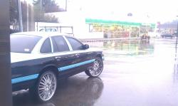 Crown96Vic 1996 Ford Crown Victoria