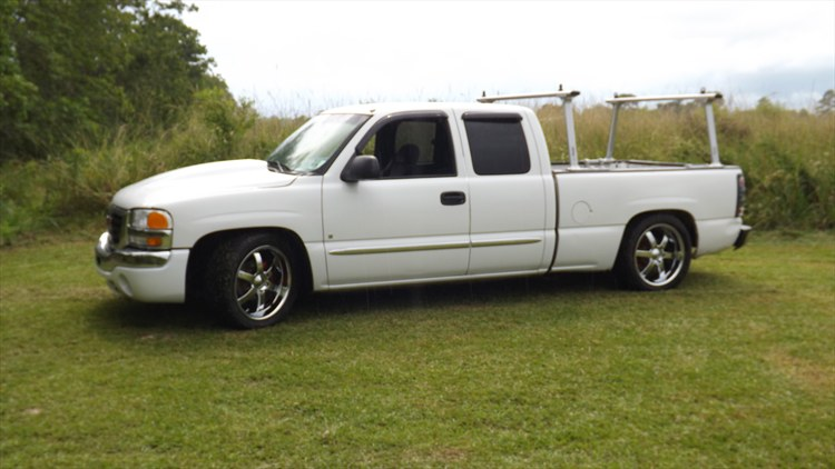 donniegatton 39 s 2003 gmc sierra 1500 extended cab slt pickup 4d 6 1 2 ft in athens ga. Black Bedroom Furniture Sets. Home Design Ideas