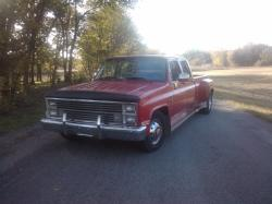 powerhound 1984 Chevrolet 3500 Extended Cab & Chassis