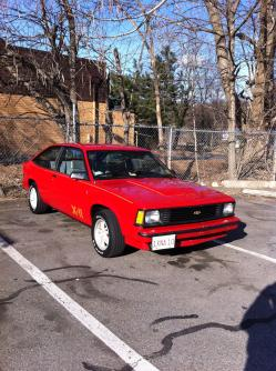 1985 Chevrolet Citation