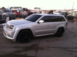 ONE1UP 2007 Jeep Grand Cherokee