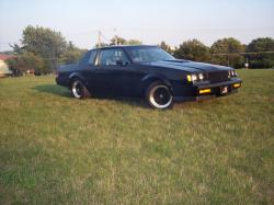 GNX-438 1987 Buick Grand National