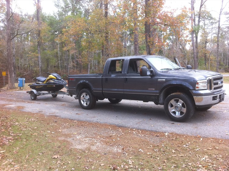 boomhower_85 2007 Ford F250 Super Duty Crew Cab