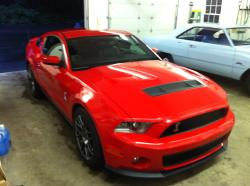 85glht 2011 Shelby GT500