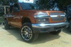 2005 Chevrolet Colorado Crew Cab