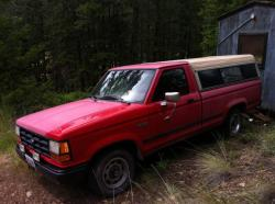 1991 Ford Ranger-Regular-Cab