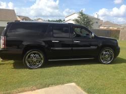 LAZUENETTEs 2007 GMC Yukon Denali