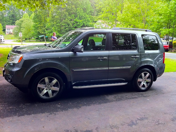 Residente13 2012 honda pilot specs photos modification - 2012 honda pilot exterior colors ...