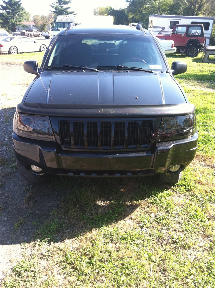 Spyder Auto Parts For Jeep Grand Cherokee Auto Parts At
