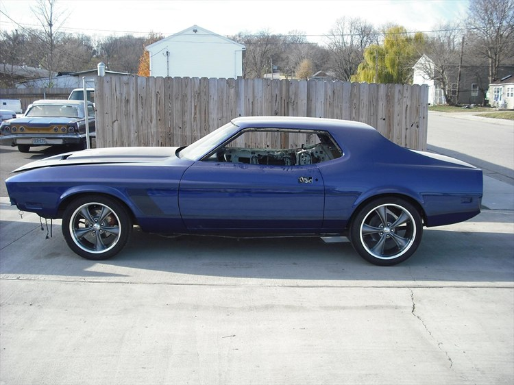 rmhall72 1972 Ford Mustang 15429596